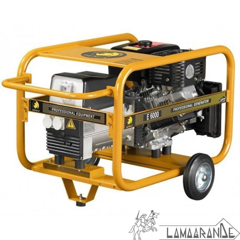 Generador E6000 Robin Benza