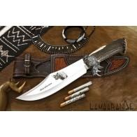 Cuchillo de caza Rhino