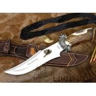 Cuchillo de Caza Lion