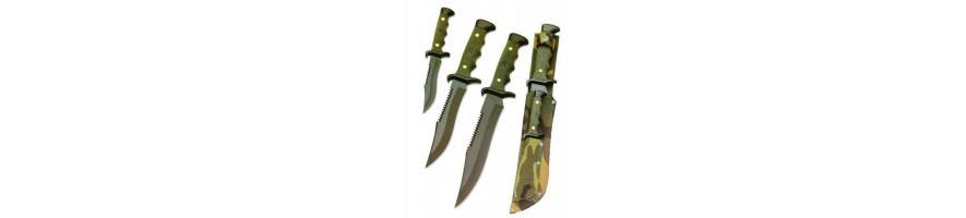 cuchillo deportivo caza