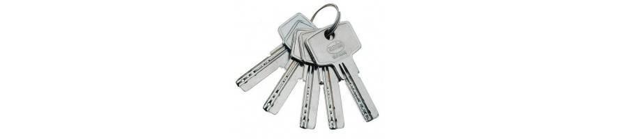 llave seguridad