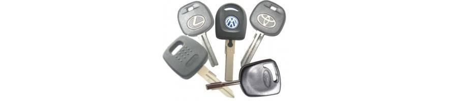llave vehiculo