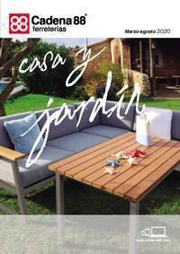 Folleto Casa y Jardín Marzo - Agosto 2020